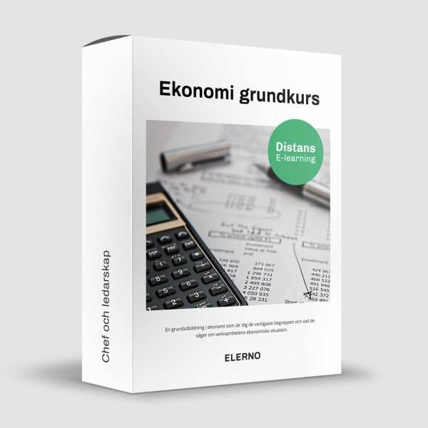 Ekonomi Grundkurs i företagsekonomi