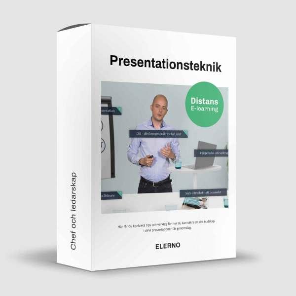 Presentationsteknik kurs