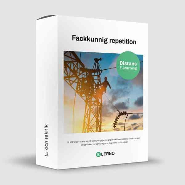 Fackkunnig Repetition