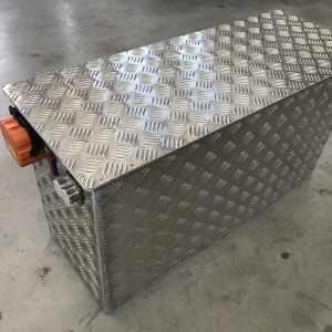 Batterie Einbaufertig 21kWh