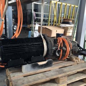 Doppelmotor 2×50 kW 96/144V