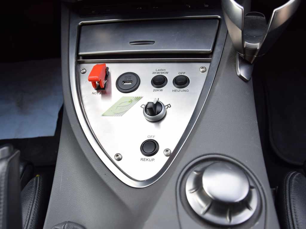 6er elerra cabrio Innenraum Fahrzeugumbau