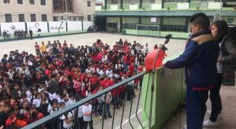 Unidad Educativa La Salle celebró  el día del amor y la amistad