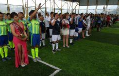 Policías inauguran campeonato interno de deportes