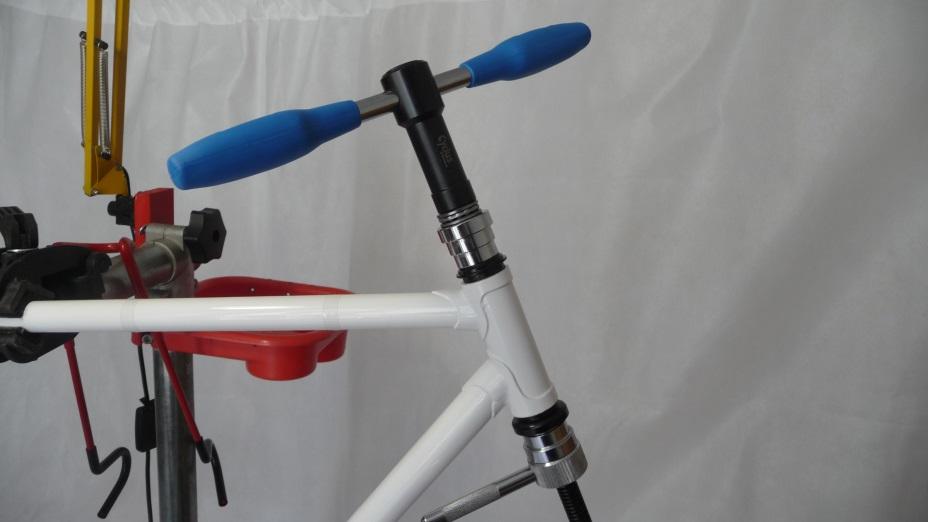 """Spessore Sterzo 10 mm Manubrio Bici MTB City Forcella Alluminio Nero 1/"""""""