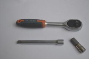 4787 Manutenzione installazione Campagnolo Ultra Torque 14