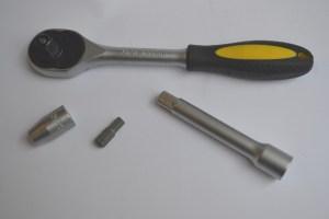 4789 Manutenzione installazione Campagnolo Ultra Torque 16