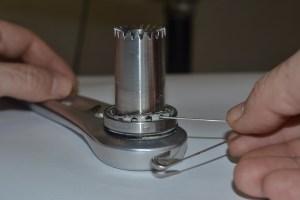 4799 Manutenzione installazione Campagnolo Ultra Torque 26