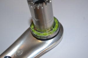 4803 Manutenzione installazione Campagnolo Ultra Torque 30