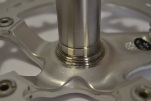 4830 Manutenzione installazione Campagnolo Ultra Torque 57