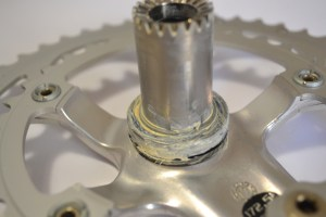 4840 Manutenzione installazione Campagnolo Ultra Torque 67
