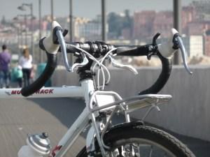 5140 Montare leve freno ciclocross 11