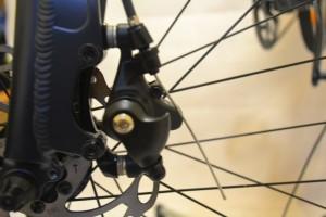 5143 Montare leve freno ciclocross 14