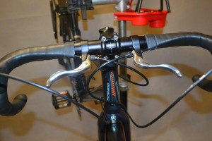 5164 Montare leve freno ciclocross 35