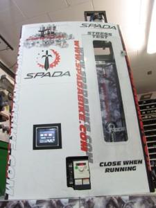 5441 Spadabike macchina test 02