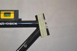 5503 Montiamo la bici serie sterzo trittico leve Surly Cross Check 42