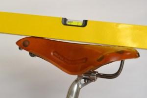 5566 Montiamo la bici serie sterzo trittico leve Surly Cross Check 105