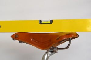 5571 Montiamo la bici serie sterzo trittico leve Surly Cross Check 110