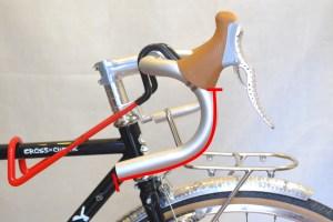 5577 Montiamo la bici serie sterzo trittico leve Surly Cross Check 116