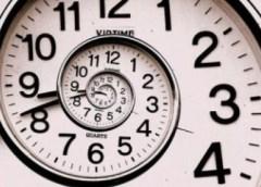 Manca sempre il tempo…