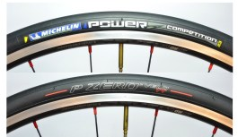 Michelin Power Competition vs Pirelli PZero Velo TT