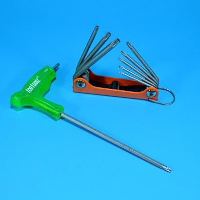 attrezzi generici bici chiavi torx