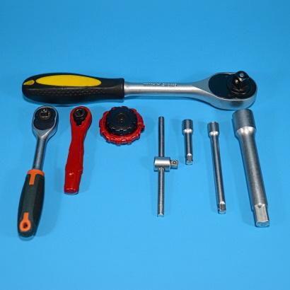 attrezzi generici bici chiavi a cricchetto varie misure