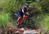 In bici in zona rossa anche fuori comune