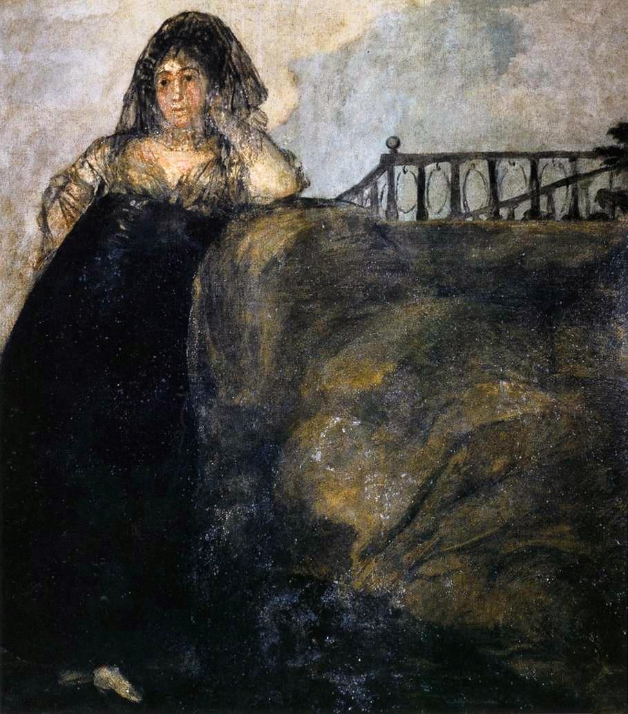 111. Una manola, Leocadia Zorrilla