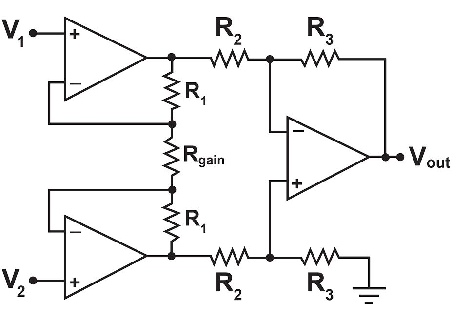 discrete operational amplifier