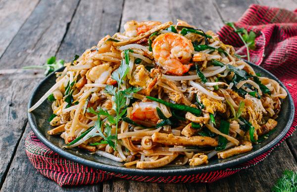 Ricetta thailandese Pad Thai  Elettrocasa