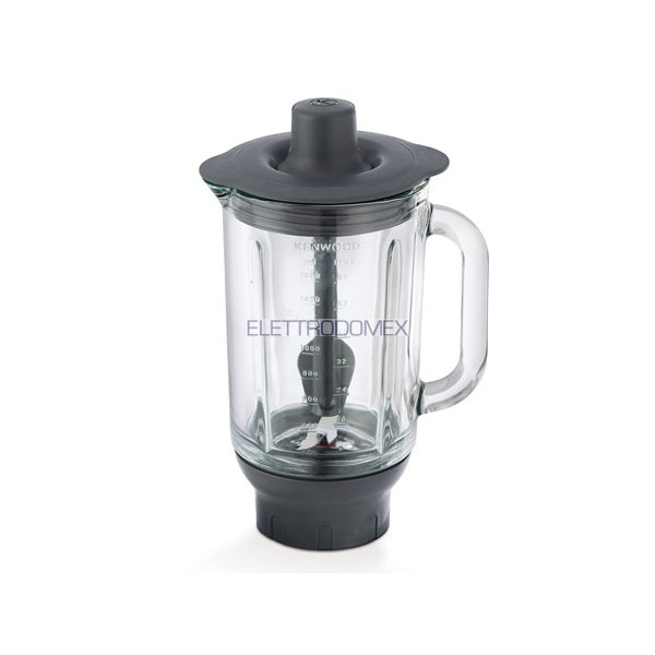 KENWOOD KAH358GL Frullatore ThermoResist per ChefMajorCooking Chef  Elettrodomex Srl