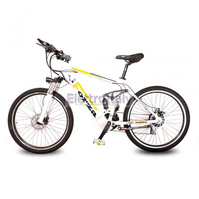 Mountain-bike elettrica 26
