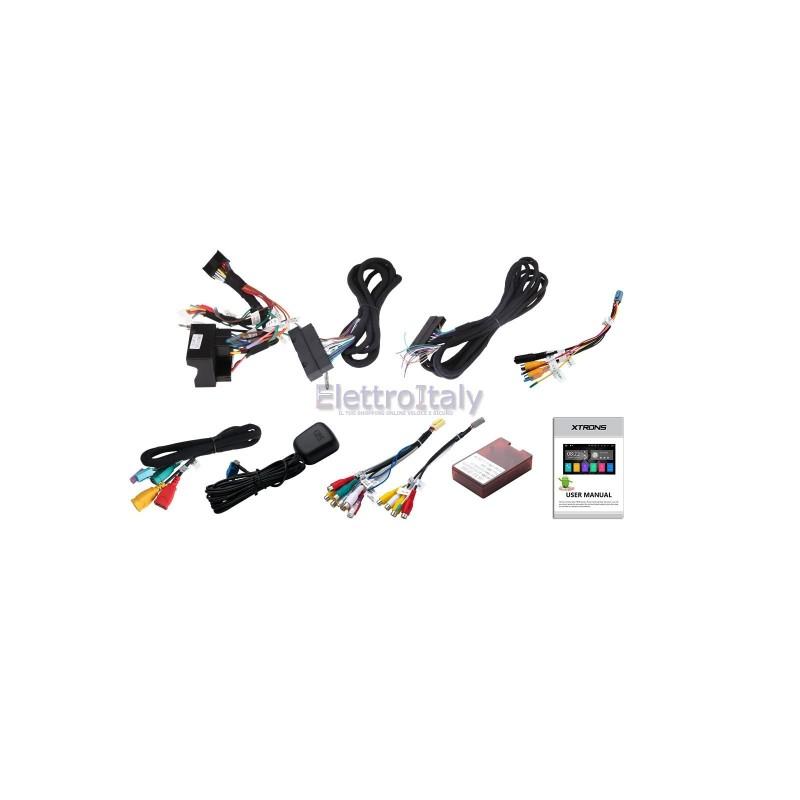 autoradio-navigatore-mercedes-classe-ml-w164-android-71