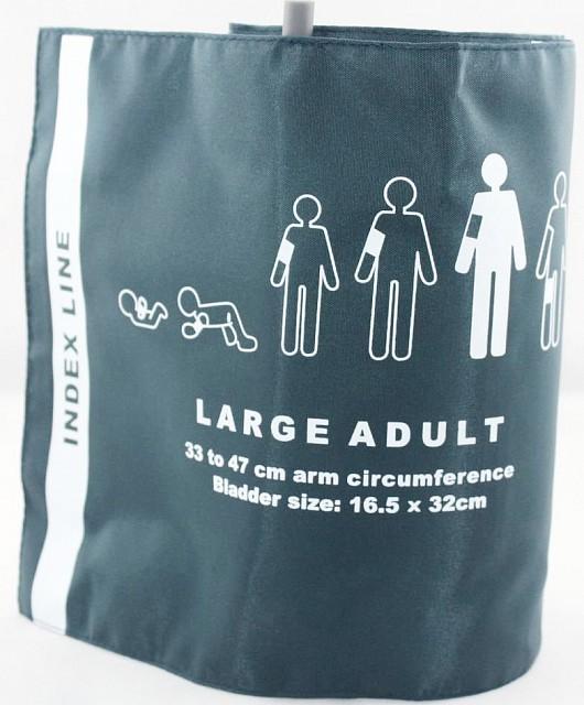 bracciale riutilizzabile per obesi per monitor con