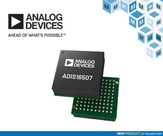 Imu Mems AnalogDevices_ADIS16507