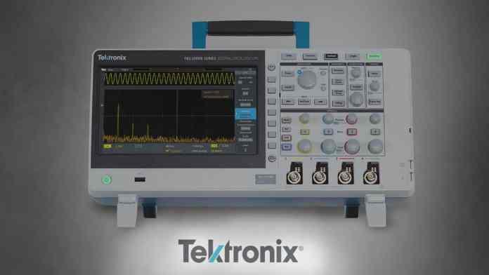 oscilloscopio TBS2000B