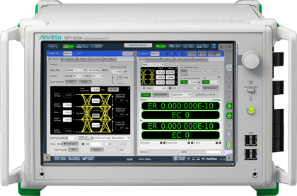 Signal Quality Analyzer-R con funzioni estese di rilevamento errori