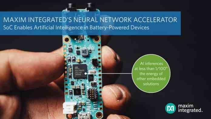 Intelligenza Artificiale nei dispositivi IoT alimentati a batteria