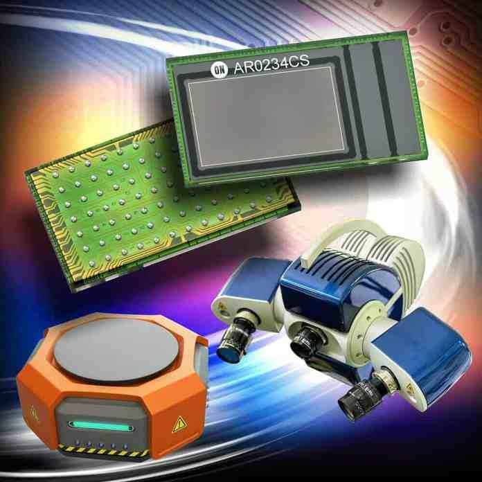Sensore di immagine CMOS ad alte prestazioni