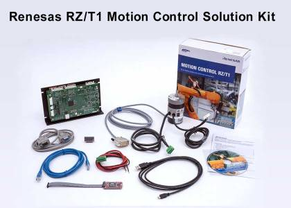 Renesas_RZ-T1_Motion_Control