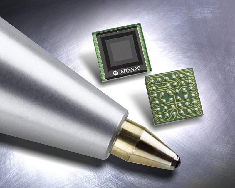 Il sensore di immagine ARX3A0 di ON Semiconductor vince il World Electronics Achievement Award Cinese