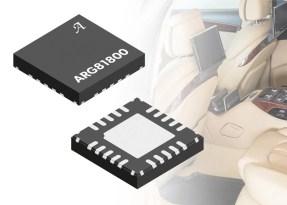"""Con Iq bassissima, questo regolatore di Allegro Microsystems è l'ideale per applicazioni """"keep-alive"""""""