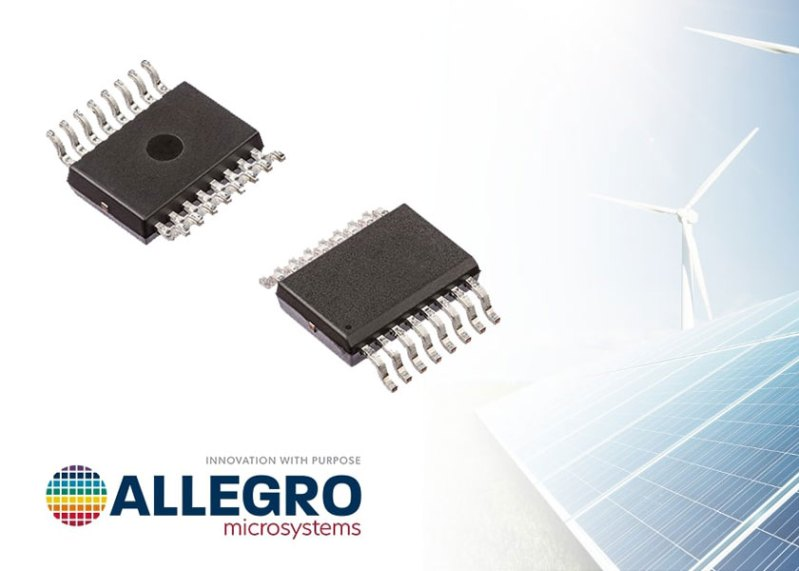 Allegro lancia il package personalizzato SOIC16W ideale per veicoli ibridi ed elettrici ad alta densità di potenza