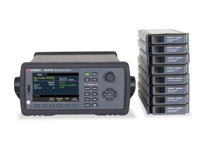 DAQ970A-TRANSP-SHAD-12-20180702-420x300 Farnell element14 lancia il nuovo sistema di acquisizione dati DAQ970A Keysight