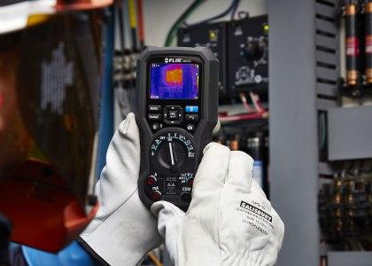 DM285_2689-1-420x300 FLIR annuncia tre nuovi strumenti di test e misura con immagine termica per applicazioni elettriche
