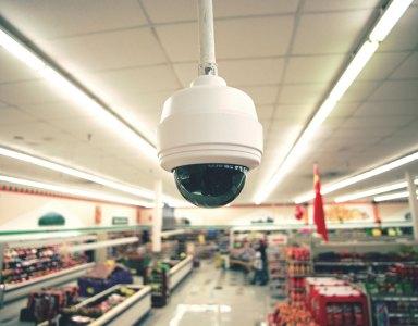 LED-technology-is-used-for-Security-Cameras-384x300 Soluzioni LED personalizzate con la nuova piattaforma LuxiGen