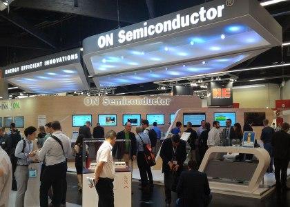 ONSEMI_PCIM-420x300 I prodotti Power di ON Semiconductor per l'industra e l'automotive in mostra a PCIM Europe