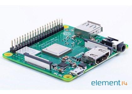 PI3_A_apertura-420x300 Premier Farnell annuncia la nuova board Raspberry Pi 3 Modello A+