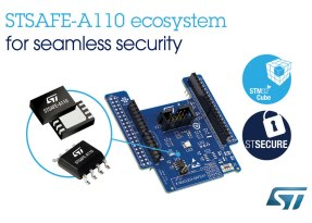 STSAFE-A110 di STMicroelectronics, a protezione dell'autenticità